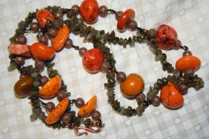 Fall Festival Necklace