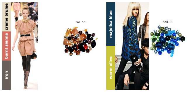 Jesse James Beads Fall Combos 10 and 11