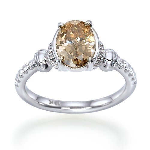 Chateau engagement ring from Keys Collection by Shiree Odiz