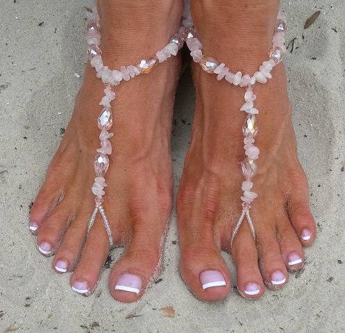 Rose Quartz Love Bling Bottomless