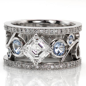 Nic and Alex Ring by Knox Jewelers