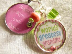 Grandma Pendant